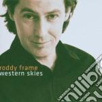 WESTERN SKIES cd musicale di FRAME RODDY
