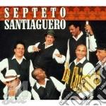 Septeto Santiaguero - La Chismosa cd musicale di Santiaguero Septeto