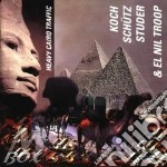 Heavy cairo traffic - cd musicale di Koch/schiiuetz/studer
