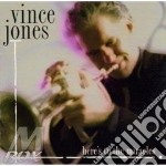 Here's to the miracles - cd musicale di Vince Jones