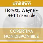 4+1 ensemble - horvitz wayne cd musicale di Wayne Horvitz