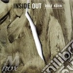 Inside out - cd musicale di Rolf kuhn feat. michel brecker