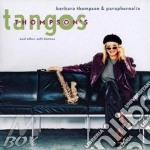 Thompson's tangos - cd musicale di Thompson Barbara