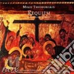 Requiem - theodorakis mikis cd musicale di Mikis Theodorakis