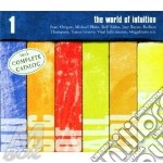 THE WORLD OF INTUITION cd musicale di ARTISTI VARI