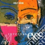 Khun/erskine/loeb/so - Internal Eyes cd musicale di R.khun/p.erskine/c.l