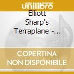 FORGERY cd musicale di SHARP'S ELLIOTT TERRAPLANE