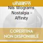 AFFINITY cd musicale di NILS WOGRAM