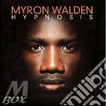 Hypnosis - cd musicale di Walden Myron
