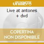Live at antones + dvd cd musicale di Band of heathens