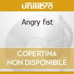 Angry fist cd musicale di Hi-standard