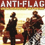 Underground network cd musicale di Anti-flag