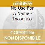 No Use For A Name - Incognito cd musicale di No use for a name