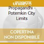 POTEMKIN CITY LIMITS cd musicale di PROPAGANDHI