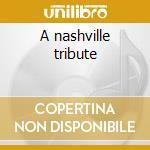 A nashville tribute cd musicale di Jim Croce