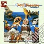 Tocatas galeonicas cd musicale di Paul Desenne