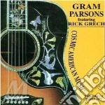 COSMIC AMERICAN MUSIC cd musicale di PARSONS GRAM