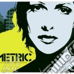 Old world underground cd musicale di Metric