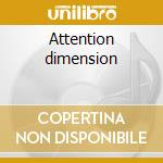 Attention dimension cd musicale di Jack Irons