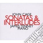 John Cage - Sonate E Interludi cd musicale di John Cage