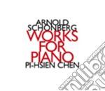 Opere per pianoforte (integrale) cd musicale di Arnold Schoenberg