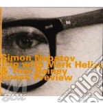 SNEAK PREVIEW                             cd musicale di SIMON NABATOV TRIO