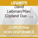 David Liebman/Marc Copland Duo - Bookends cd musicale di David liebman/marc c
