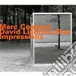 Impressions - marc copland david liebman cd musicale di Marc Copland