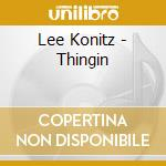Thingin cd musicale di Lee Konitz
