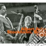 Albert Ayler - Stockholm, Berlin 1966 cd musicale di Albert Ayler