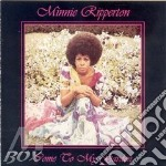 Come to my garden cd musicale di Minnie Riperton