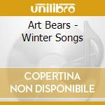 WINTER SONGS                              cd musicale di Bears Art