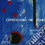Expressions for piano cd musicale di Steve Maclean
