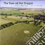 Chris Cutler & Steve Maclean - Year Of The Dragon cd musicale di C. & mclean Cutler