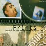 Prints cd musicale di Fred Frith