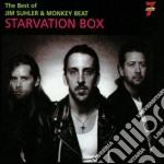 Starvation box cd musicale di Jim suhler & monkey