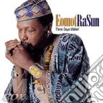 Three days walkin' - cd musicale di Rasun Eomot