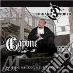 Chicano 3 world cd musicale di Capone