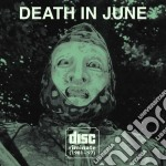 Discriminate cd musicale di Death in june