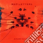 Red letters cd musicale di Edward Ka-spel
