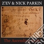 Z'ev & Nick Parkin - The Ascending Scale cd musicale di Z'ev & nick parkin