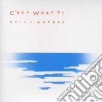 Still waters cd musicale di What? C'est