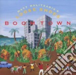 Boomtown cd musicale di Matt balitsaris & lo
