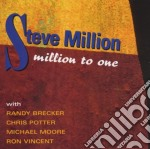 Million to one - brecker randy cd musicale di Million Steve