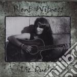 Silent witness - cd musicale di Queler Liz