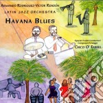 Havana blues - cd musicale di Latin jazz orchestra