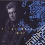 Truth is... - cd musicale di Steve million quintet