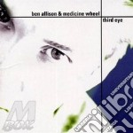 Ben Allison & The Medicine Wheel - Third Eye cd musicale di Ben allison & medicine wheel