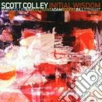 Initial wisdom cd musicale di Scott colley quartet