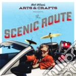THE SCENIC ROUTE cd musicale di MATT WILSON'S ARTS &
